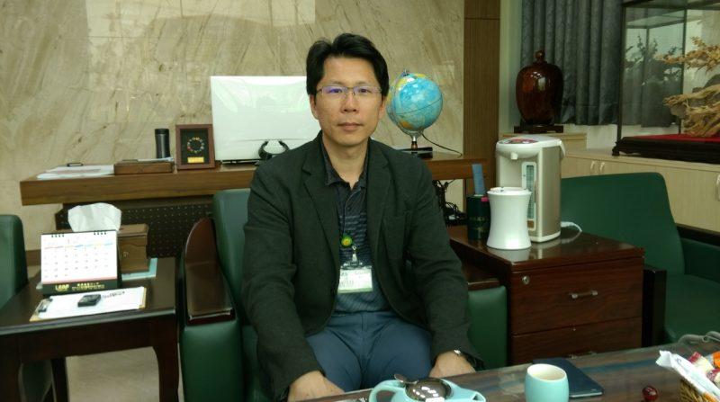林畯騰校友