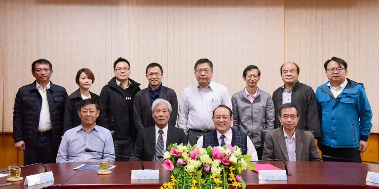 農園系與台灣農林策略聯盟共同為台灣茶業貢獻心力