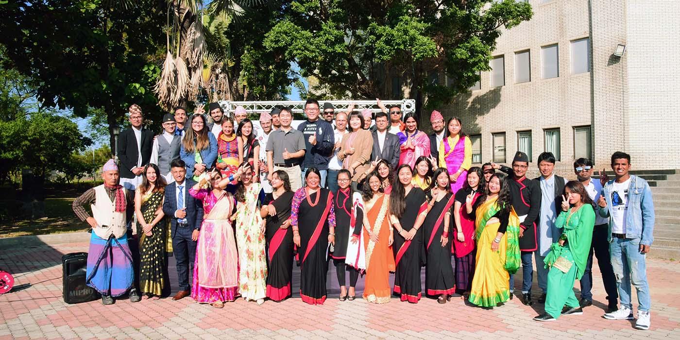尼泊爾國際文化節