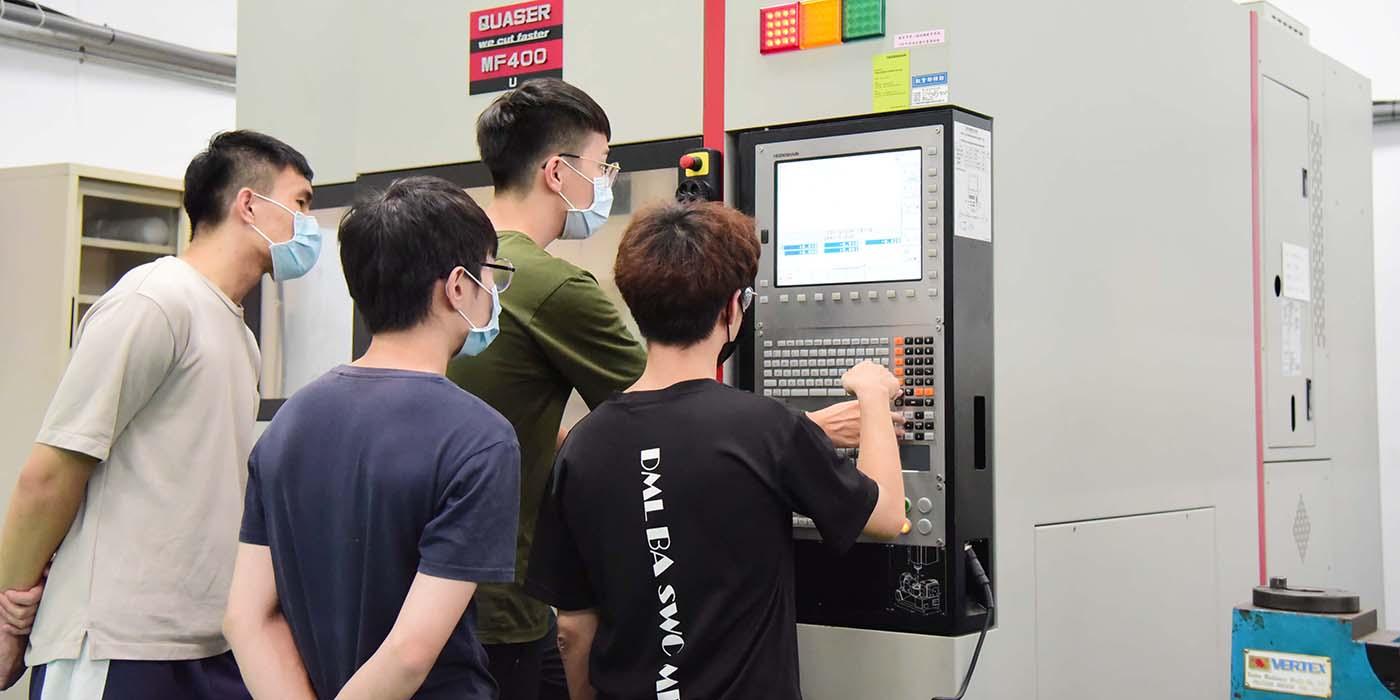 機械工程系開辦產學攜手專班深受企業肯定與歡迎